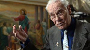 До 30-річчя відкриття Києво-Печерської Лаври: регент Митрополичого лаврського хору був в'язнем ГУЛАГу (рос)