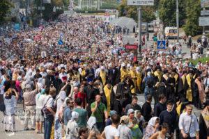 Чиновники массово блокируют участие верующих в Большом Крестном ходе 27 июля