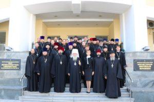 У Дніпрі відбулися збори духовенства УПЦ з тюремного служіння