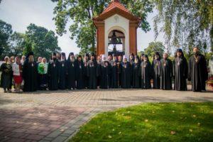 Архієреї УПЦ в місті Брест молитовно вшанували 370-річчя мученицької кончини святого Афанасія, ігумена Брестського