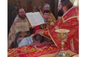 У Рівненській єпархії «священика Київського патріархату» після покаяння у розколі рукоположили у диякона
