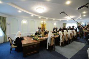 Заявление Священного Синода Русской Православной Церкви в связи с антиканоническими действиями Константинопольского Патриархата