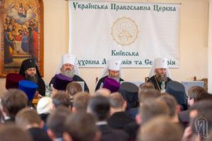 Состоялись торжества по случаю Актового дня Киевских духовных школ (+видео)