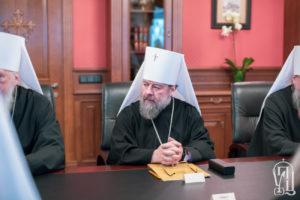 Атмосфера на Соборе была здоровой, дискуссии открытыми, даже иногда острыми — митрополит Митрофан