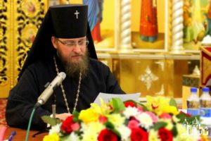 Не поддаваться манипуляциям, а вместо флагов взять в руки молитвословы – архиепископ Северодонецкий