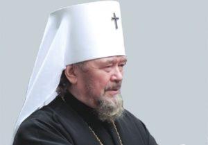 Митрополит Лазар від імені православних кримчан висловив підтримку Предстоятелю УПЦ