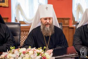 Митрополит Бориспольский и Броварской Антоний прокомментировал последние решения Священного Синода (+видео)