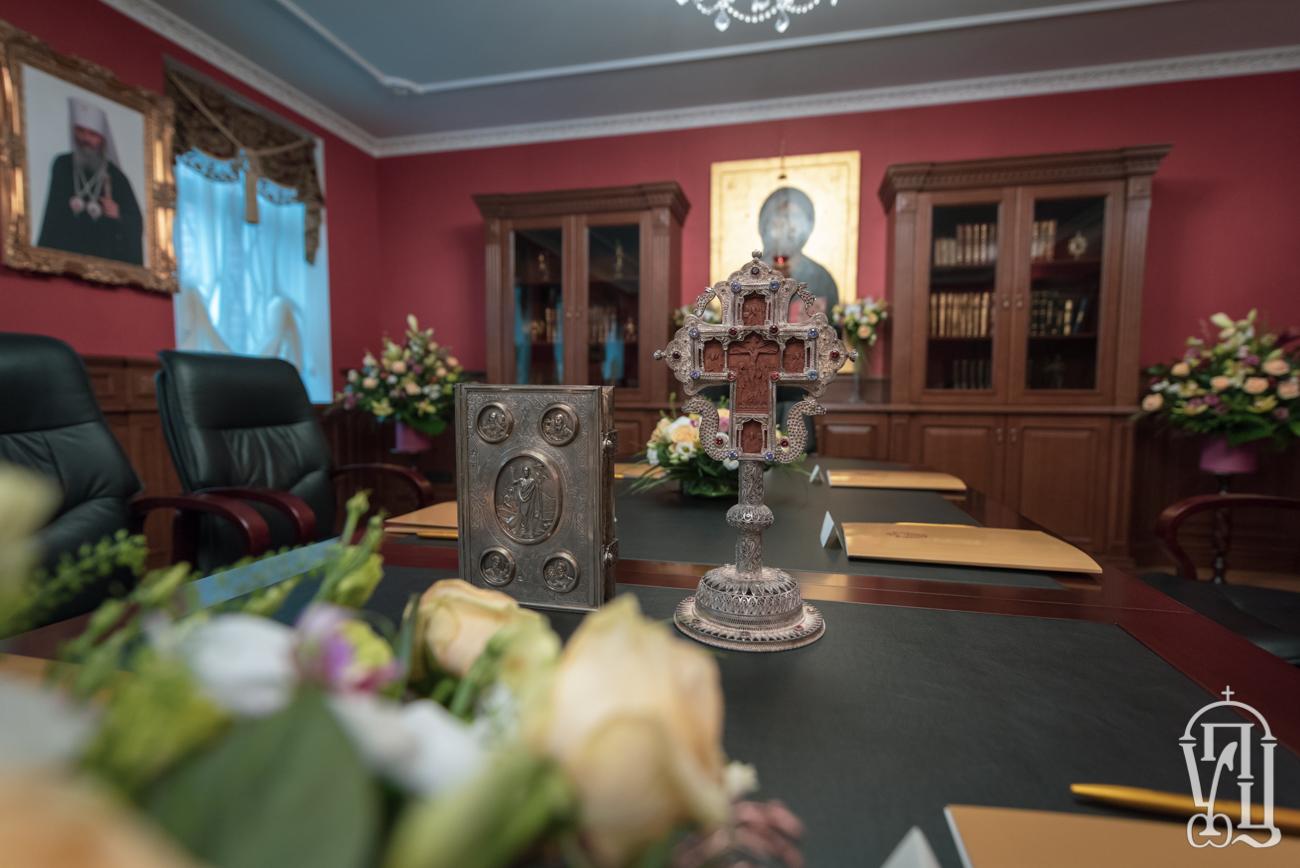 Засідання-Синоду-4-1 Всемирното Православие - Новини - Свят