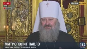 Наместник Киево-Печерской Лавры прокомментировал обвинения СБУ (+видео)