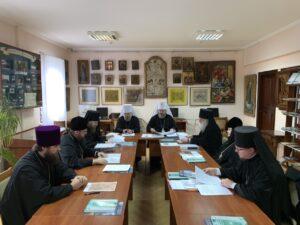 Відбулося чергове засідання Комісії з канонізації святих при Синоді УПЦ