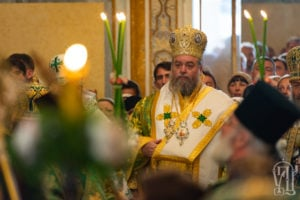 Наша присутність тут означає підтримку канонічності вашої Церкви — митрополит Александрійської Церкви