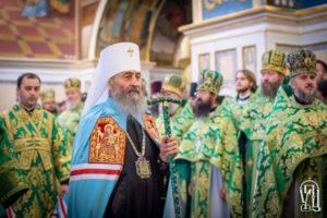 Политики пытаются усесться на церковный трон, потому что не видят на нем Христа — интервью с Блаженнейшим Митрополитом Онуфрием