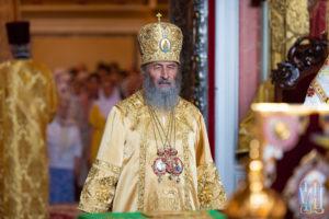 Блаженнейший Митрополит Онуфрий рассказал о том, что человека делает святым (+видео)