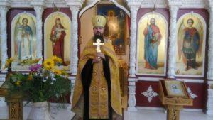 У всіх храмах Сєверодонецької єпархії відслужено молебні з нагоди 5-ї річниці закінчення бойових дій
