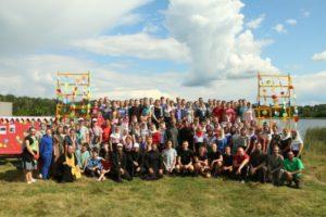В єпархіях УПЦ відбуваються літні табори для дітей та молоді (фото, відео)