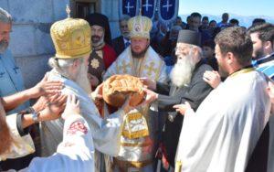 Архиереи Украинской и Сербской Православных Церквей сослужили в день Преображения Господня