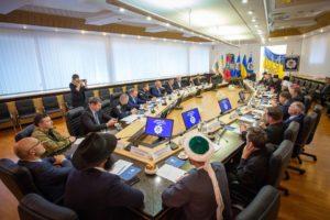 Я хочу сделать все, чтобы конфликтов на религиозной почве не было — Арсен Аваков на встрече с ВСЦиРО