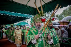 Архиереи УПЦ приняли участие в международных торжествах в Беларуси в честь брестского мученика за веру