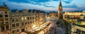 У зв'язку з великою кількістю українців у Кракові побудують православний храм