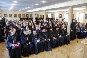 В Киевских духовных школах состоялся XI Международная научно-практическая конференция