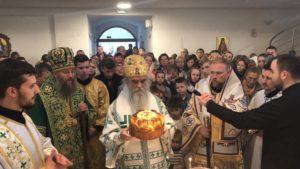 Управляющий делами УПЦ принял участие в торжествах в Словакии