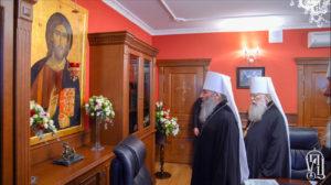 Священный Синод: Действия Константинопольского Патриарха – нарушение принципа соборности Церкви