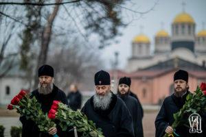 Предстоятель и иерархи УПЦ почтили память героев Чернобыля