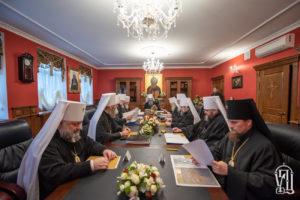 Итоги Священного Синода УПЦ от 6 декабря