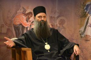 Иерарх Сербской Церкви заявил, что СПЦ вообще не признает украинских раскольников членами Церкви