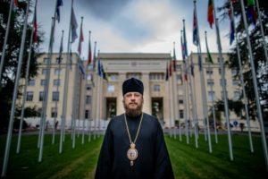 Епископ Барышевский Виктор: Миротворческая позиция УПЦ является твердой и неизменной