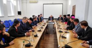 Представители УПЦ приняли участие во встрече Министра культуры с ВСЦиРО