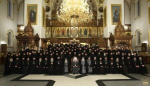 В Святогорской Лавре молитвенно отметили 25-летний юбилей наместничества митрополита Арсения