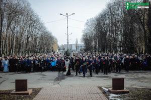 В Українській Православній Церкві піднесли молитви за воїнів-афганців у 31-у річницю виведення військ з Афганістану — репортаж