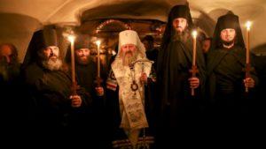 У Криворізькій, Сєвєродонецькій єпархіях та Києво-Печерській Лаврі звершено чернечі постриги (оновлено)