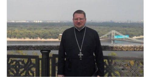 Розкрито вбивство клірика міста Києва священника Романа Ніколаєва