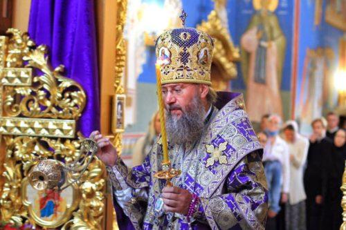 Митрополит Антоній нагадав, чому Церква не кличе на протестні акції