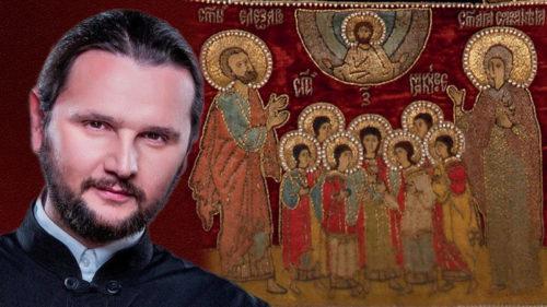 Про подвиг святих Маккавеїв. Що значить бути мучеником? — протоієрей Олександр Клименко (+відео)