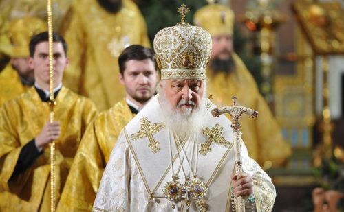 Святейший Патриарх Кирилл выразил соболезнования в связи с трагедией под Харьковом