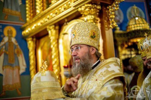Не є позицією Кіпрської Православної Церкви — Керуючий справами УПЦ прокоментував поминання Предстоятелем КПЦ глави «ПЦУ» за богослужінням