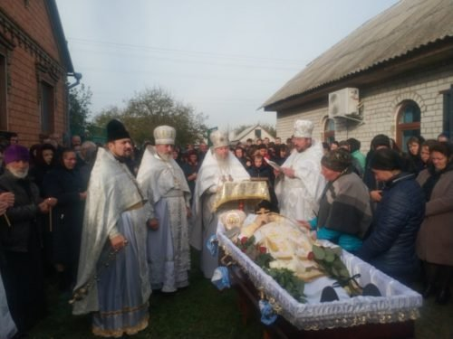 Відійшов до Господа настоятель захопленого храму прот. Василій Іваничко — у Поліській єпархії висловили співчуття рідним та парафіянам