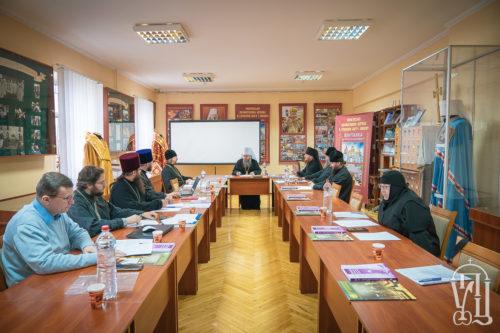 Відбулося чергове пленарне засідання Літургічної Комісії при Священному Синоді УПЦ