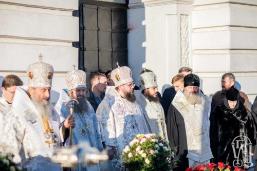 Предстоятель звершив заупокійні богослужіння у 85-у річницю з дня народження Блаженнішого Митрополита Володимира (+відео)