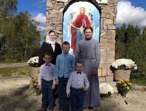 У ДТП під Рівним загинули дружина і син священника Поліської єпархії, двоє дітей в реанімації