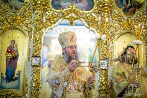 Керуючий справами УПЦ про візит глави Фанару в Україну: Було б добре, якби патріарх подивився в очі нашим вірянам