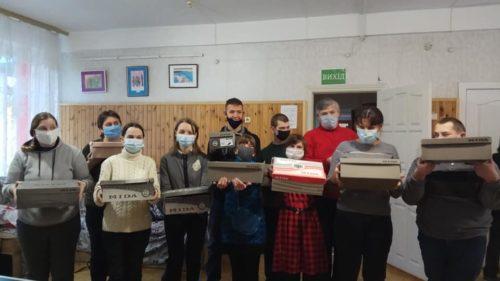В єпархіях УПЦ продовжують допомагати нужденним (оновлено)