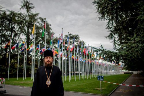 Грецькі ЗМІ опублікували інтерв'ю з головою Представництва УПЦ при європейських міжнародних організаціях про порушення прав віруючих