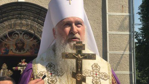 Митрополит Феодор: Про причини кризи єдності Православ'я та шляхи її подолання