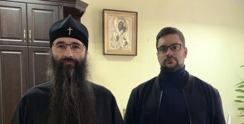 Інтерв'ю митрополита Вінницького Варсонофія для ЗМІ Сербської Православної Церкви