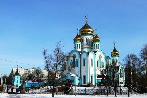 У Харкові вандали за три дні пограбували два храми УПЦ