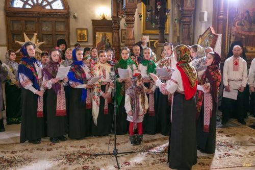 В єпархіях УПЦ відбулися фестивалі Різдвяних колядок (відео, оновлено)
